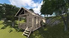 Plan De Cabane De Jardin Plan Cabane En Bois Plans De Construction A Telecharger