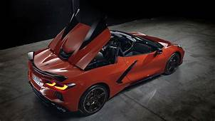 All New 2020 Chevy Corvette Films Academy