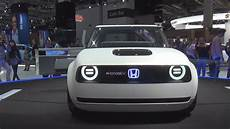 Honda Ev Concept Honda Ev Concept 2018 Exterior And Interior