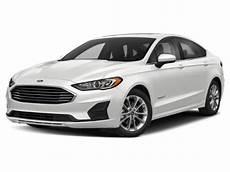 2019 ford fusion hybrid se fwd agate blk 4 cylinder