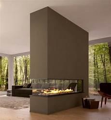Ofen Für Wohnzimmer - modernes wohnzimmer mit luxus trennwand kamin sehr schick