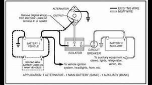 Canadian Energy™  Battery Isolator 101 YouTube