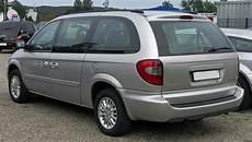 File Chrysler Grand Voyager Comfort Crd Facelift Rear Jpg