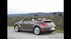 New Beetle Cabrio - 2013 volkswagen beetle convertible review and road test
