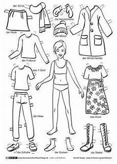 Als Pdf Leben Und Wohnen Kleidung Anziehpuppe