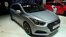 Hyundai I40 2019 - 2019 hyundai i40 wagon shine 1 6 crdi 136 exterior and