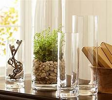 Home Decor Ideas With Vases by Aegean Clear Glass Vases In 2019 Home Accent Decor