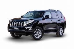 2015 Toyota LandCruiser Prado VX 4x4 40L 6cyl Petrol