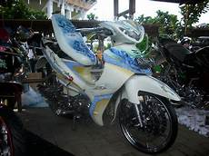 Modifikasi Jupiter Z modif jupiter z