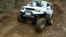 Suzuki Jimny Road In Toyone 2011 04 30