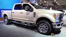 2017 Ford F350 Duty King Ranch Exterior And