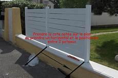 barriere pvc en kit installer une barri 232 re chez soi