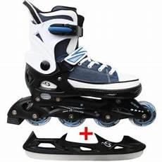 cox swain sneak 2 in 1 kinder inline skates inliner test 2018