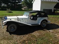 gazelle 1929 mercedes kit car for sale