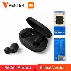 Original Xiaomi Redmi Airdots Earphone Wireless by Stock Original Xiaomi Redmi Airdots Tws Wireless Bluetooth
