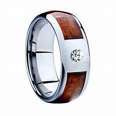 tungsten inlay 8mm silver lab diamonds mens ring wedding band all size m3 tungsten inlay 8mm silver lab diamonds mens ring wedding band all size m3 ebay