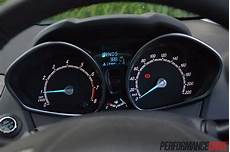 how cars run 2012 ford fiesta instrument cluster 2014 ford fiesta sport 1 0 ecoboost review video performancedrive