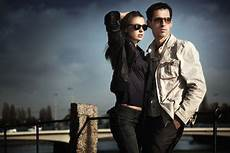 male and female model fashion couple attractive couple elegance fashion