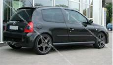 renault clio 2 tuning renault clio ii 2 kit front rear bumper side