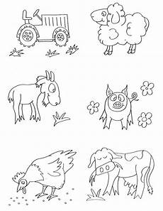 farm animals coloring pages free printable farm animal coloring pages farm animals pictures
