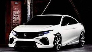 2020 Honda Civic Redesign Release Date