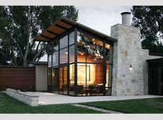 Steel & Glass House
