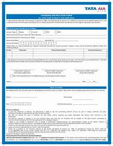 standing instruction form of sbi fill online printable fillable blank pdffiller
