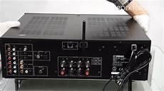 обзор сетевого стереоресивера yamaha r n602