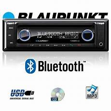 blaupunkt toronto 440bt cd mp3 usb autoradio inkl