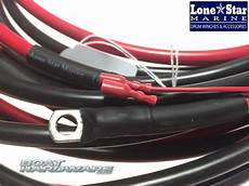 wiring loom anchor winch universal cable tinned copper wire suit to 5 5m boats ebay