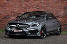 cla 45 amg motor facelifted mercedes amg 45 gets horsepower injection