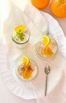 rezept locker leichtes orangenmousse winter desserts