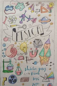 portada fisica 2 colegio pinterest school notebooks school notes y decorate notebook