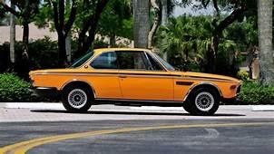 1971 BMW 30CSL Lightweight Prototype  S144 Monterey 2014