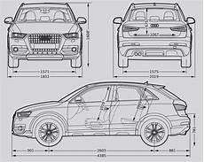 largeur d une voiture dimension voiture standard 17 best images about dimensions on essai bmw 635d