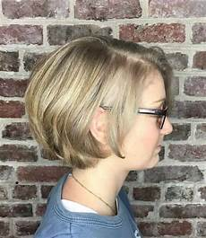 stacked bob hairstyles for thin fine hair all about