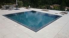 piscine coque carrée construction d une piscine carr 233 e chic et moderne 224 cassis