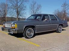 how cars run 1985 ford ltd parental controls ford crown victoria sedan 1985 gray for sale
