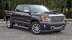 2015 gmc 1500 denali driven top speed