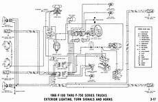 1967 f100 wiring diagram turn signals and 4 way flasher problem ford truck enthusiasts forums