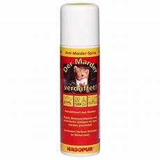 hagopur anti marder spray g 252 nstig kaufen askari jagd shop