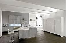 küchen grau weiß 4030 1070 putty concrete pearl grey white crowthorne