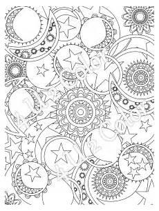 sun moon 1 coloring page sun moon