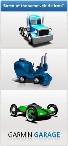 Garmin Garage Vehicles by Garmin New Zealand Extras In Car Gps