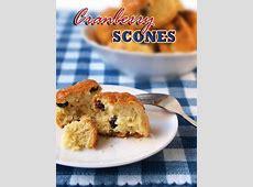 cranberry   raisin scones_image