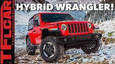 Jeep Wrangler In Hybrid Coming To A Dealer Near You