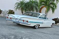 Pictures Of 1960 Chevy Impala a stock 1960 chevy impala gets a machine makeover