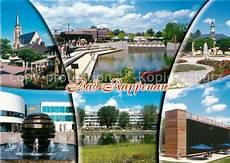 Ak Ansichtskarte Bad Rappenau Kirche Schwimmbad Brunnen