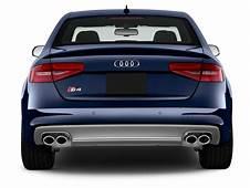 Image 2015 Audi S4 4 Door Sedan Man Premium Plus Rear