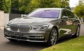 2018 BMW 750li Xdrive  Reviews Specs Interior Release